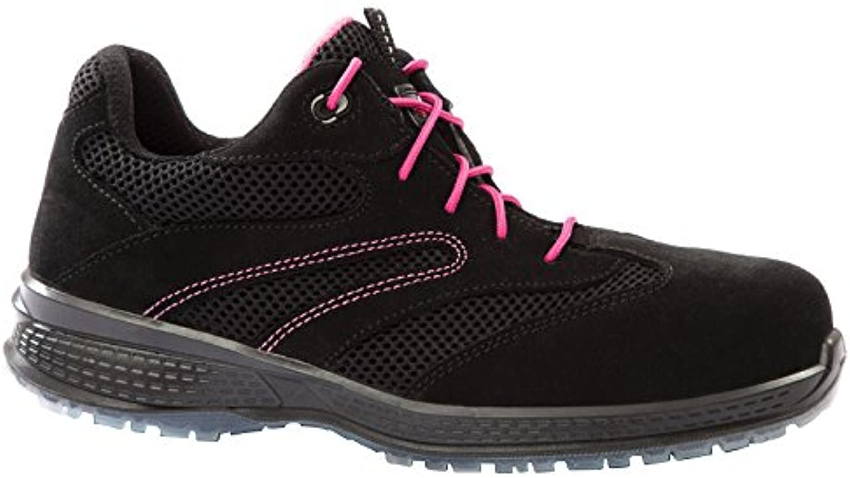 Giasco ku055hf42 Frau Low Schuh Dance S1P Größe US: 8/UK: 42 Schwarz/Rosa
