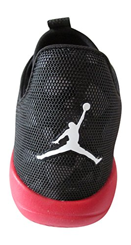 Nike Jungen Jordan Eclipse BG Turnschuhe Black/White/gym Red