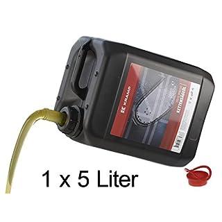 Sägenspezi 5 Liter Säge-Kettenöl Haftöl für Motorsägen