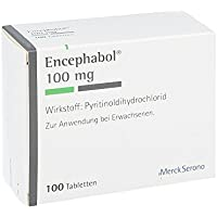 Encephabol 100 mg überzogene Tabletten 100 stk preisvergleich bei billige-tabletten.eu