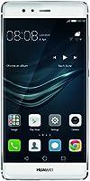 Huawei P9 Smartphone débloqué 4G (32 Go - Ecran : 5,2 pouces - Android 6.0 Marshmallow) Argent