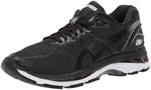 Asics Frauen Gel-Nimbus® 20 Schuhe, 42 EU, Black/Black/Carbon (Frauen Cross-training Schuhe)