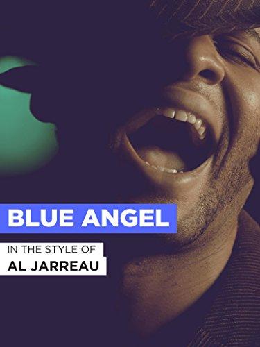 """Blue Angel im Stil von \""""Al Jarreau\"""""""