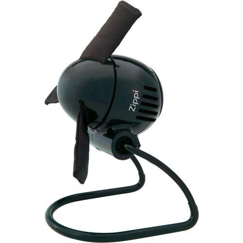 Design Tischventilator Vornado 12196 Zippi Ventilator mit Soft-Nylon-Rotorsystem - Mini Windmaschine ohne störenden