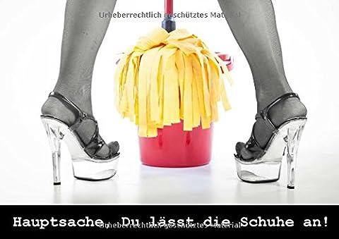 Hauptsache, Du lässt die Schuhe an! (Posterbuch DIN A4 quer): Posterbuch, 12 Seiten (Posterbuch, 14 Seiten ) (CALVENDO Menschen) [Taschenbuch] [Nov 03, 2012] Meisner, Marc
