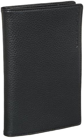 Porsche Design Cervo Wallet V11 4090000451, Herren Geldbörsen, Schwarz (black 900), 12x10x2 cm (B x H x T)