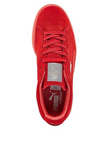 Puma Suede Classic +, Sneaker Unisexe - Rouge Adulte