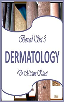 Boxed Set 3 Dermatology (English Edition) par [Kinai, Dr Miriam]