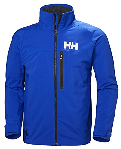 Helly Hansen Herren Hp Racing Midlayer Jacket Trainingsjacke, Blau (Azul 563), X-Large