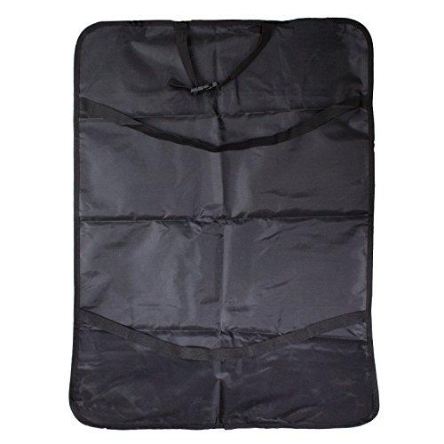 I-max borsa organizer per sedile auto sedile posteriore multi-pocket da viaggio con custodia di colore nero