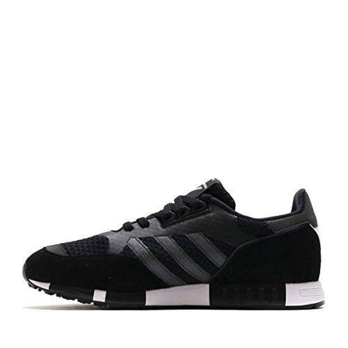 adidas WM Boston Super PK, Chaussures de Fitness Homme Noir (Negbas / Negbas / Ftwbla)