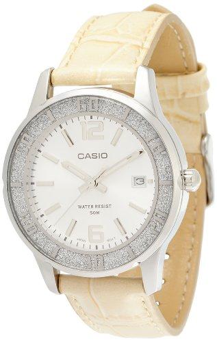 41Gua9a3i L - Casio Enticer Silver Women LTP 1359L 7AVDF A812 watch
