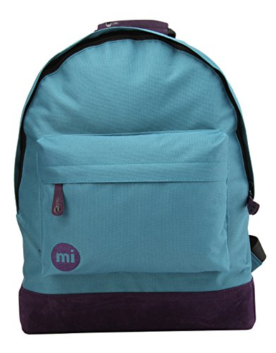 Mi-Pac Classic Backpack Mochila Tipo Casual, 41 cm, 17 Litros, Pine/Navy