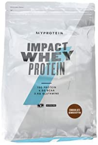 MyProtein Impact Whey Protein - 2.5 kg (Chocolate Smooth)