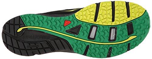 Salomon  Sense Manatra 3, Chaussures de trail hommes Vert - Grün (Fern Green/Black/Gecko Green)