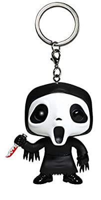 Funko - POP Keychain: Horror - Ghostface