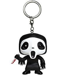 Funko - POP Keychain: Horror - Ghostface