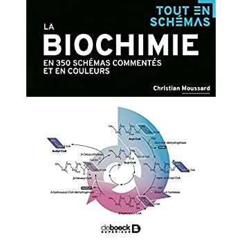 La biochimie en 250 schémas commentés et en couleurs