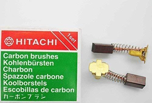 Kohlebürsten Hitachi Kohlebürsten Schleifer Ds14dl DS 14 Ds18dl Bohrer H21