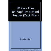 SP Zack Files 04:Zap! I'm a Mind Reader