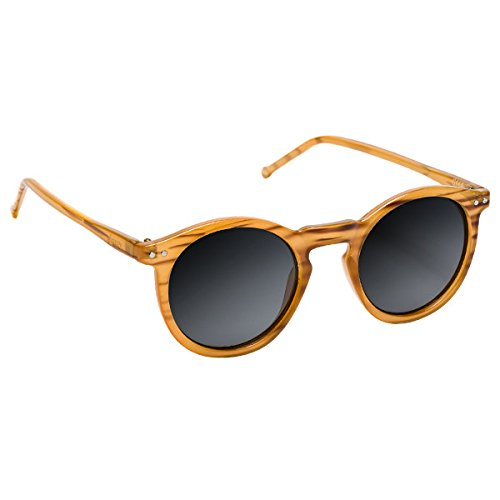 7c1cf9ac5ee Glassy Sunhaters TimTim Sunglasses Honey Wood Polarized Skateboarding Shades  by Glassy Sunhaters