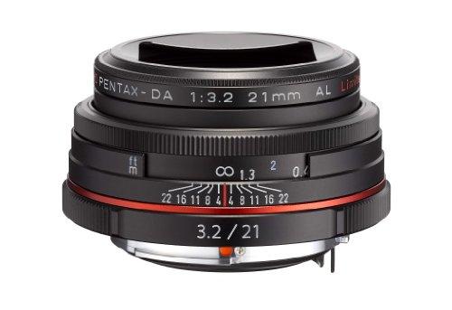For Sale Pentax HD DA Limited 21mm F3.2 AL Lens – Black