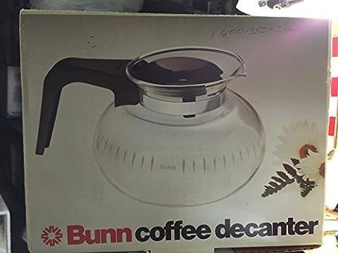 Bunn Coffee Decanter - Glass coffee carafe by Bunn (Bunn Decanter)
