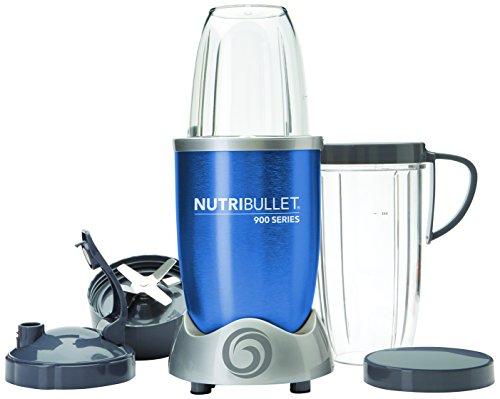 NUTRIBULLET 900 W - Extracteur de nutriments Technologie brevetée - Extracteur de jus pour préparations culinaires Healthy -...