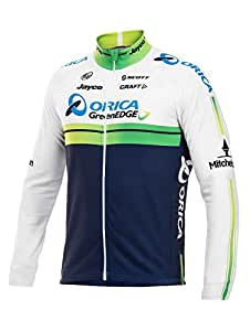 Craft - Maillot Manches Longues Orica Green Edge 2014 - Maillots XL