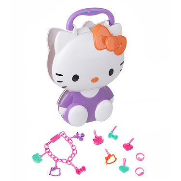 HTI - Hello Kitty Schmuckkoffer [UK (Kostüm Kitty Hello Erwachsene)