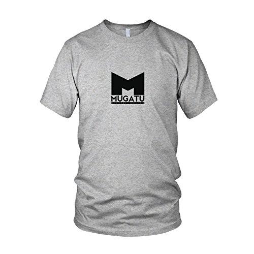 Kostüm Zoolander Shirt - Mugatu - Herren T-Shirt, Größe: M, Farbe: grau meliert