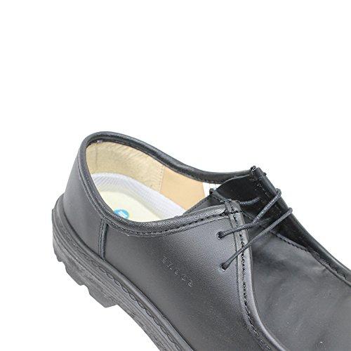 Londres ergos 8 s3 sRC chaussures businessschuhe plat chaussures noir Schwarz