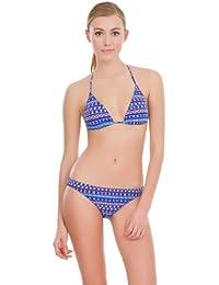 women'secret - Slip de bikini taille basse imprimé