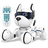 Lexibook- Power Puppy Perro Robot de Juguete, Multicolor (DOG01-00)