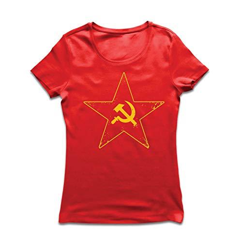 irt URSS СССР Marteau et faucille, Symbole du prolétariat socialiste (Small Rot Mehrfarben) ()