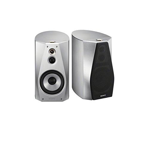 Sony ss-ha1Silber Lautsprecher–Lautsprecher (XLR, 1.0Kanäle, kabelgebunden, RCA, 48–50.000HZ, silber)