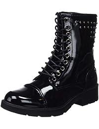 7b8dd44b525a5 Amazon.es  botas mujer charol - Cordones   Zapatos  Zapatos y ...