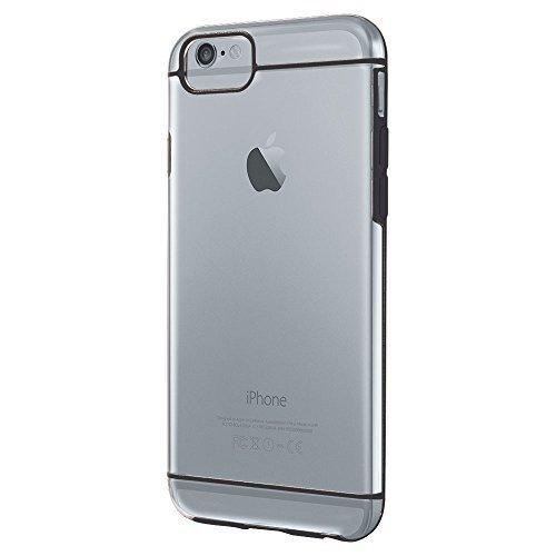 iHome | Sheer-Lifestyle Case für Apple iPhone 6-Siehe Mehr Farben, Schwarz (Michael Kors Iphone 4 Case)