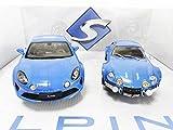 Solido S180001 - Coche en Miniatura de colección, Color Azul