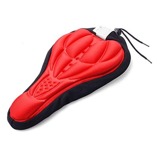 rockbros-rosso-outdoor-super-confortevole-morbido-copri-sella-bici-bicicletta-gel-copertura-di-sede-