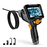Endoskopkamera Digital Inspektionskamera 5 M Hand Endoskop Kamera Wasserdicht 4,3...