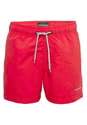 Chiemsee Badehose für Jungen Chinese Red, 146/152 - Chinesen In Roten T-shirts