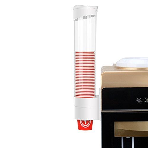 Dispensador de taza de agua, dispensador de taza de papel