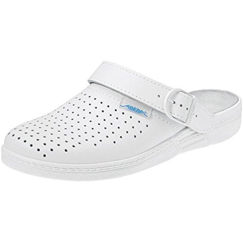 "Abeba 12.717,8cm die Original ""occupational-clog Schuh Weiß"