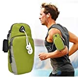 Anytech Waterproof Sports Armband Cover for Running, Jogging and Gym Till 5.7-inch