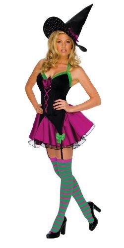 Sparkle Hexe - Playboy - Adult - Playboy Hexe Kostüm