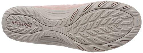 Skechers Damen Empress-wide-awake Slip On Sneaker Rosa