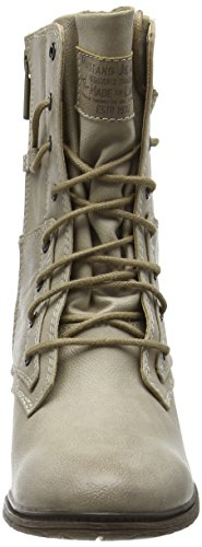 Mustang Damen 1199-505-243 Kurzschaft Stiefel Elfenbein (243 ivory)