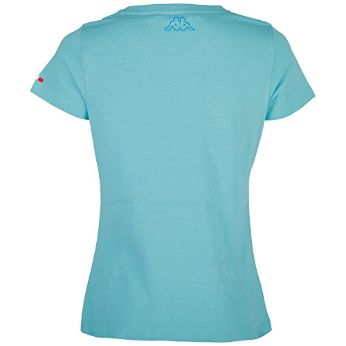 Kappa alosi T-shirt pour femme Bleu (807)