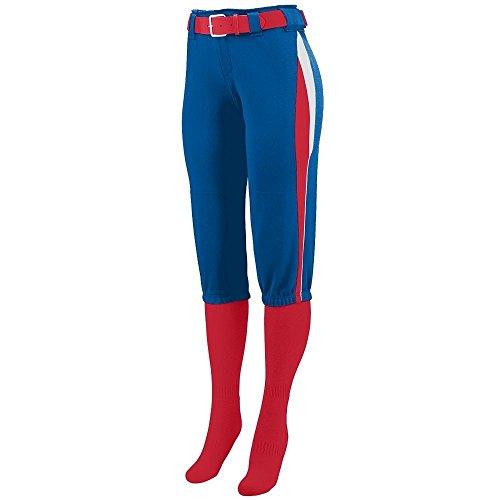 Augusta femmes de Comète de vêtements de sport pour femme Multicolore - Royal/Red/White